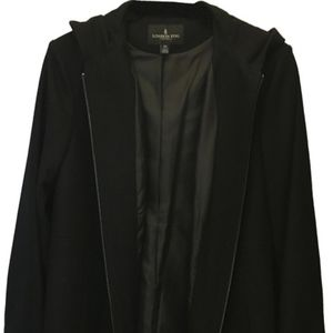 London Fog Women's Black Coat  2X